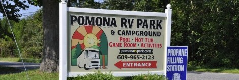 NEW JERSEY : Pomona RV Park