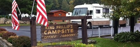 Camping King Phillip's – NY : Le King est Roi