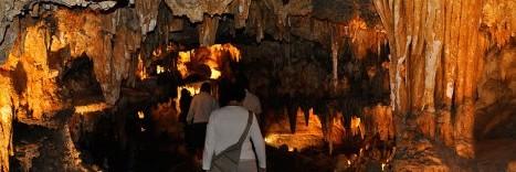 LURAY CAVERNS (VA): cathédrales «underground»